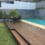Latest Glass Pool Fencing